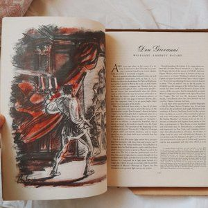 Vintage Accents - Grand Opera Art Coffee Table Book